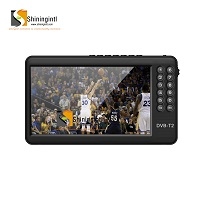 worldwide format support mini TV player