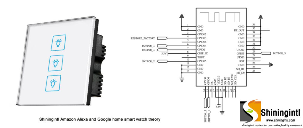 smart home for alexa and google home  u2013 shiningintl