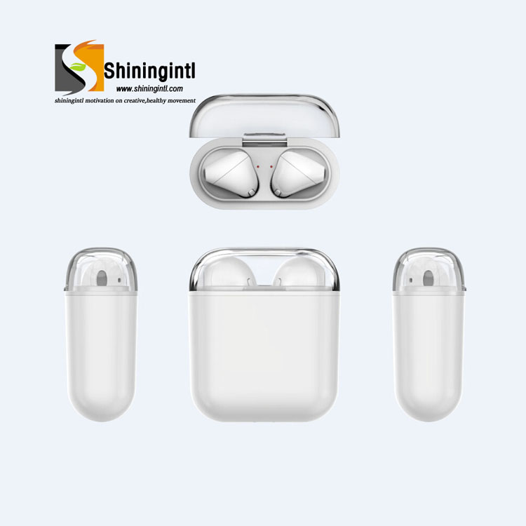 Wireless headphones qi charging - wireless earbuds with charging case